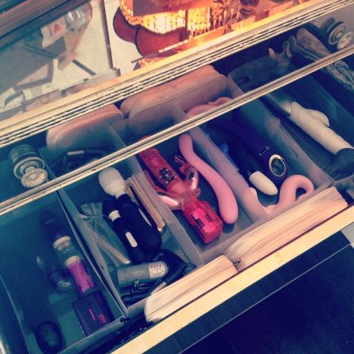 Organized Sex Toys