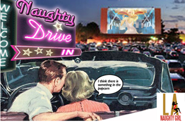 Topless Drive-In Movie