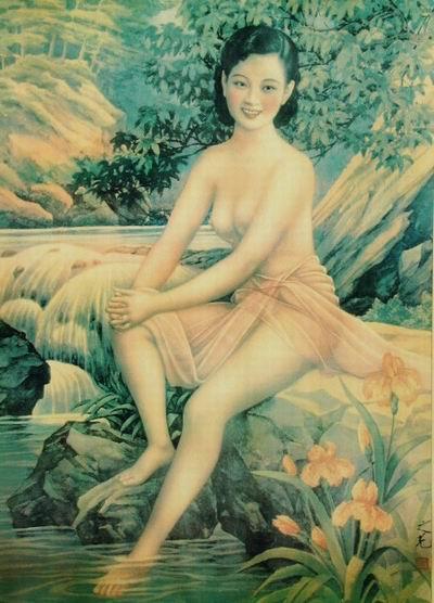 Naked Shanghai Girl