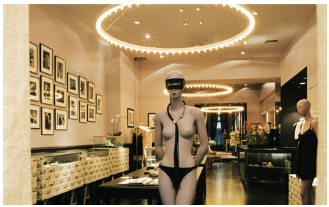 New York City Lingerie Stores