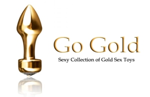 Sexy Gold Sex Toys