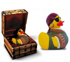 Pirate Rubber Duckie