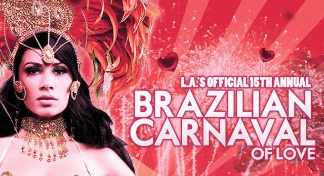 Los Angeles Brazilian Carnival Extravaganza