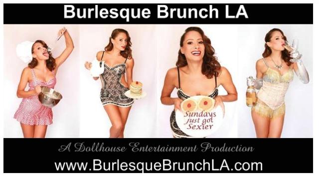 Los Angeles Burlesque Brunch