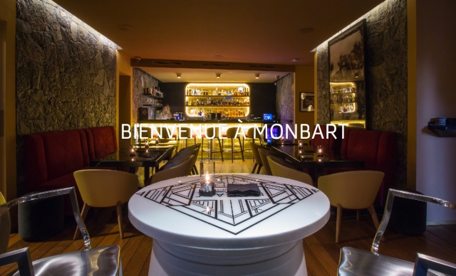 Monbart Lounge St. Barths