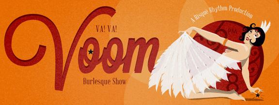 Va! Va! Voom Burlesque and Variety Show Los Angeles