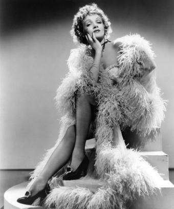 Naughty Girl Marlene Dietrich