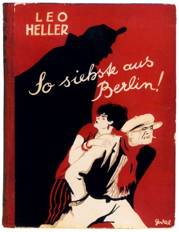 Naughty Guide of Berlin in 1920s