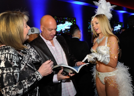 Naughty Las Vegas Launch Party by Sienna Sinclaire at Sapphire's