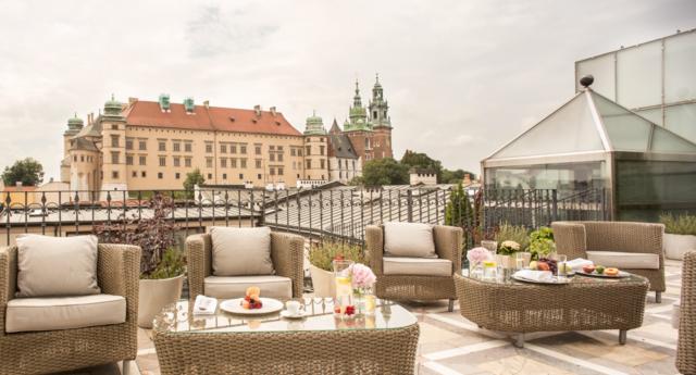 Hotel Copernicus Krakow Poland